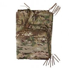 PONCHO LINER WOOBIE (Yank Blanket) - Multicam- Zipped