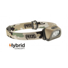 Petzl TACTIKKA® + Tactical Head Torch