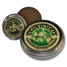 Leder Gris Original MoD Brown Boot Wax 40g