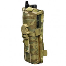 Single-Hand, Drop-Down PRC-152 Pouch Multicam