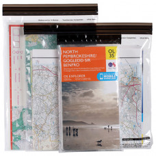 Dristore LocTop Bags - Maps - 3 Pack