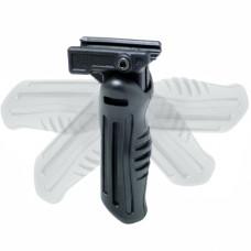 Front Folding Combat Rifle Grip