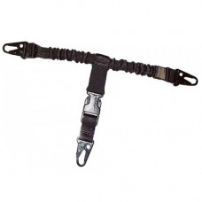 T-Vest Mounted Single Point Sling with H&K Hook