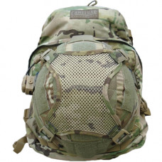 MOLLE Mesh Combat Helmet Carry System - Multicam