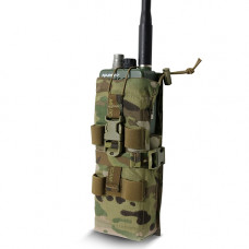TYR Tactical Drop-Down/Tilt-Out 152 MBTR Radio Pouch