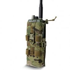 TYR Tactical Drop-Down/Tilt-Out 152 MBTR Radio Pouch