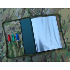 A6 Lightweight Battle Folder - Multicam