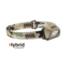 Petzl TACTIKKA® + RGB Tactical Head Torch 350 Lumens