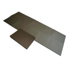 FlatMate - Lightweight NATO Folding Sleeping Mat - Olive Green