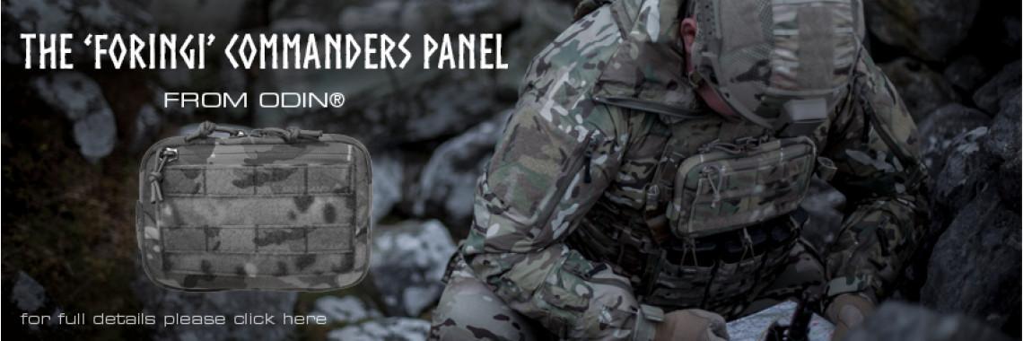 FORINGI (Commanders Panel 4.0)