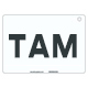 TAM Card Size (Large TAMs)