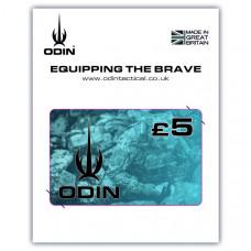 ODIN® Gift Card - £5