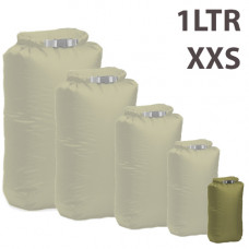 Exped XXS Waterproof Drybag - 1 Ltr