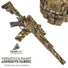 GEARSKIN™ EXTRA - Self Adhesive Camouflage Fabric