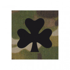 Infrared (IR) Royal Irish Shamrock Flash Multicam