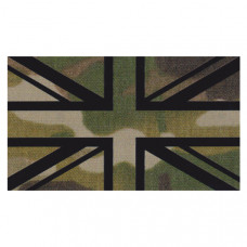 Infrared Reflective (IRR) Union Flag Flash Multicam
