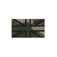 Infrared Reflective (IRR) Mini Union Flag Flash Multicam