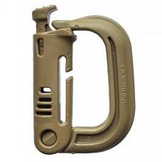 ITW IRR Grimloc Carabiner - D-Ring