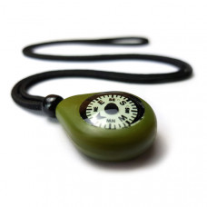 Mini Compass - Necklace