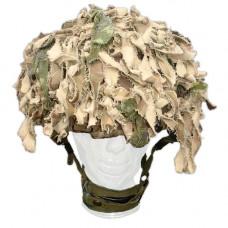 Combat Helmet Removable Scrim