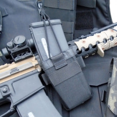 Black Ops Shorty CQ Molle Magazine Pouch 5.56mm