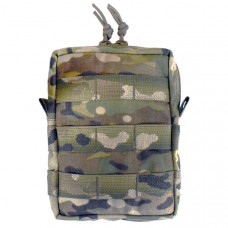 ODIN® Small Vertical MOLLE Utility Pouch Multicam