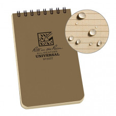 RITR All-Weather Notebook (935T) Tan