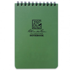 RITR All-Weather Notebook (946) Olive Green