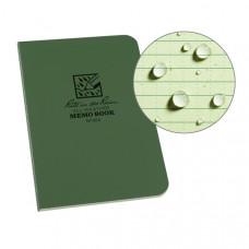 RITR All-Weather Memo Book (964) Olive Green