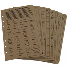 RITR Tactical Reference Card Set