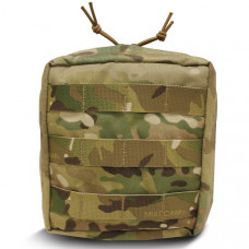 "TYR Tactical General Purpose Pouch - Medium 6"" x 6"""